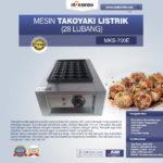 Jual Mesin Takoyaki Listrik (28 Lubang) di Bogor