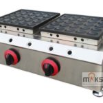Jual Mini Pancake Poffertjes Gas 50 Lubang MKS-MPC50 di Bogor
