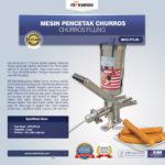 Jual Mesin Pengisi Churros (Churros Filling) MKS-PFL30 di Bogor