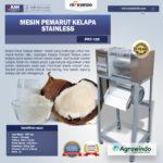 Jual Mesin Pemarut Kelapa Stainless PRT-125 di Bogor