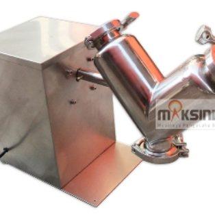 Jual Mesin Pengaduk Bubuk (Powder Mixer) VH-2 di Bogor