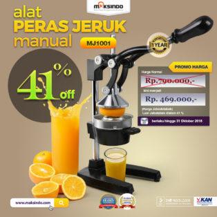 Jual Alat Pemeras Jeruk Manual (MJ1001) di Bogor