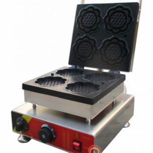 Jual Waffle Maker Bentuk Bunga MKS-BNG04 di Bogor