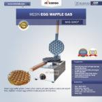 Jual Mesin Egg Waffle Gas (GW07) di Bogor