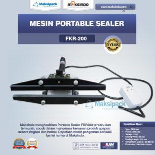 Jual Mesin Portable Sealer (FKR-200) di Bogor