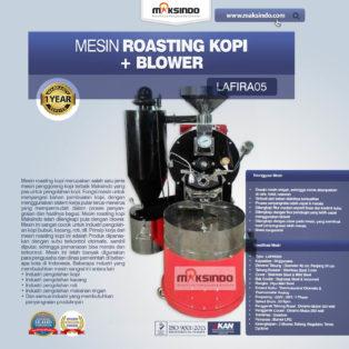 Jual Mesin Roasting Kopi + Blower LAFIRA05 di Bogor