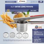 Jual Alat Cetak Long Potato MKS-MER2 di Bogor