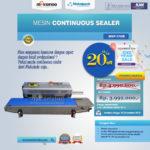 Jual Continuous Band Sealer MSP-770IB di Bogor