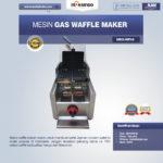 Jual Mesin Gas Waffle Maker MKS-WF48 di Bogor