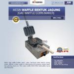 Jual Mesin Waffle Bentuk Jagung (Gas Waffle Corn Maker) MKS-CRN4 di Bogor