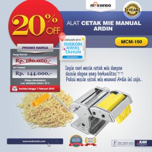 Jual Cetakan Mie Manual Rumah Tangga ARDIN di Bogor