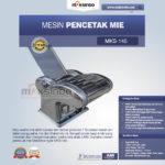 Jual Mesin Cetak Mie (MKS-145) di Bogor