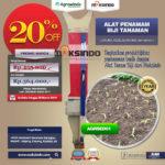 Jual Alat Penamam Biji Tanaman (jagung, Kedelai, Kacang, dll) di Bogor