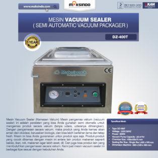 Jual Mesin Vacuum Sealer (DZ-400T) di Bogor