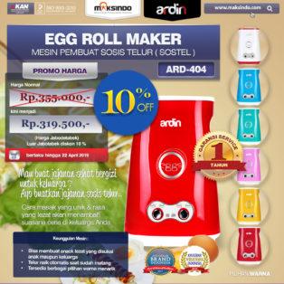 Jual Egg Roll Maker ARD-404 di Bogor