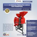 Jual Mesin Kombinasi Pengupas Beras dan Penepung RMD8020 di Bogor