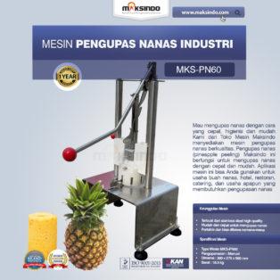 Jual Pengupas Nanas Industri di Bogor