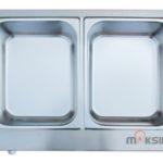 Jual Mesin Bain Marie Penghangat Makanan MKS-EBM22 Di Bogor
