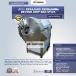 Jual Mesin Perajang Serbaguna Bentuk Chip dan Stick – MKS-VGT250 di Bogor
