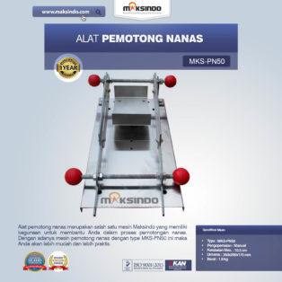 Jual Alat Pemotong Nanas MKS-PN50 Di Bogor