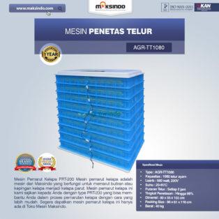 Jual Mesin Penetas Telur AGR-TT1080 Di Bogor