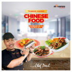 Training Sukses Chinese Food Sabtu 20 Juli 2019