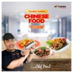 Training Sukses Chinese Food Sabtu 20 Juli 2019