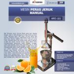 Jual Alat Pemeras Jeruk Manual ARD-J22 Di Bogor