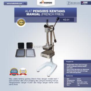 Jual Alat Pengiris Kentang Manual (french fries) di Bogor