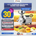 Jual Mesin Penepung Biji-Bijian, Bumbu dan Herbal (GRAIN GRINDER) di Bogor