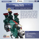 Jual Mesin Pembuat Tepung Disc Mill Di Bogor