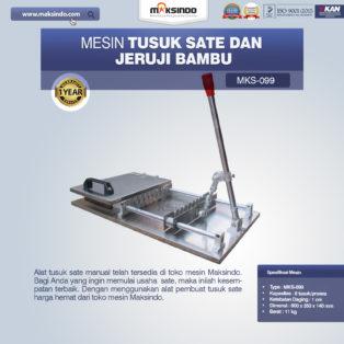 Jual Alat Tusuk Sate ManualMKS-099 di Bogor