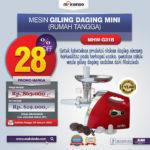 Jual Mesin Giling Daging Mini di Bogor-ARDIN