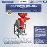 Jual Mesin Penepung Disk Mill Serbaguna (AGR-MD17 dan AGR-MD21) di Bogor