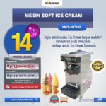 Jual Mesin Soft Ice Cream ISC-16S di Bogor
