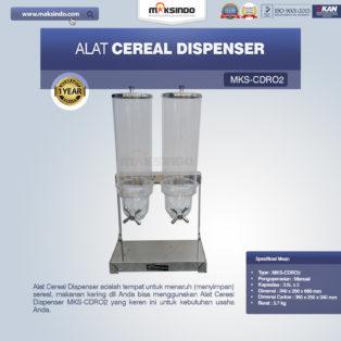 Jual Alat Cereal Dispenser MKS-CDR02 di Bogor