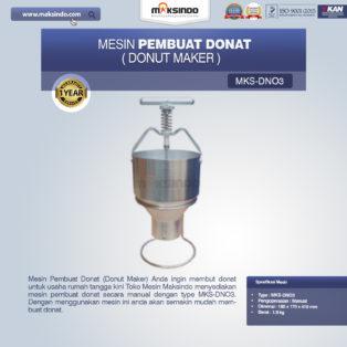 Jual Mesin Pembuat Donat (Donut Maker) MKS-DN03 di Bogor