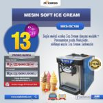 Jual Mesin Soft Ice Cream ISC-188 di Bogor