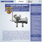 Jual Mesin Perajang Kayu dan Ranting – CP07 di Bogor