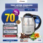 Jual Teko Listrik Stainless (Electrik Kettel) ARD-KT11 di Bogor