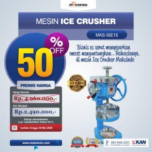 Jual Mesin Ice Crusher MKS-ISE15 di Bogor