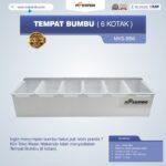 Jual Tempat Bumbu (6 kotak) di Bogor