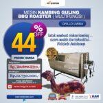 Jual Pembuat Roti Bread Maker ARD-BM55X di Bogor