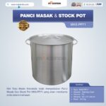 Jual Panci Masak Dan Stock Pot MKS-PP71 di Bogor