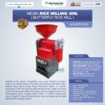 Jual Mesin Rice Milling 3in1 (Butterfly Rice Mill) AGR-BTFLY220 di Bogor
