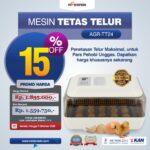 Jual Tetas Telur Mini 4 Butir (AGR-TT4) di Bogor