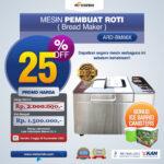 Jual Mesin Cabinet Rice Mill AGR-RM220 di Bogor