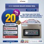 Jual Vacuum Sealer Double Seal DZ400T/2CB di Bogor