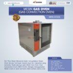 Jual Mesin Gas Oven (Gas Convection Oven) MKS-OCG5 di Bogor