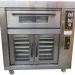 Jual Hot Deal Mesin Combi Deck Oven + Proofer MKS-RS12+Proofer di Bogor